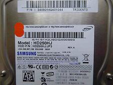 250 GB Samsung HD250HJ / 340921KQ401044 / 2008.04 / BF41-00180A Rev07 disque dur