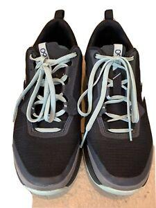 Adidas Women's Terrex CMTK Trail Running Black, Gray & Mint Athletic. Size 7.5 M