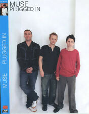 Muse – Plugged In DVD 2004 Uk Roach Records CR 98783 Glastonbury Festival Raro