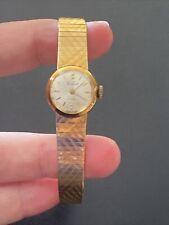 Vintage Kelbert Solid 18k Gold Swiss Watch