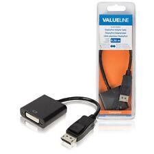 Glaxio DisplayPort adapter cable DisplayPort male - DVI-D 24 + 1-pin female 0.20
