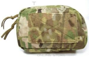 Tactical Tailor Fight Light MOLLE 1H Horizontal Utility Pouch - multicam