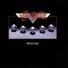 Aerosmith - Rocks (CD Standard Jewel Case)