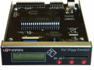 Newest version: HxC SD Floppy Emulator Rev. F in black case