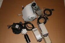 NEC NC-16TC CCD Color Camera, Pelco Pan/Tilt Camera Mount