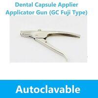 Universal Dental Capsule Applier Applicator Gun (GC Fuji Type) - Autoclavable
