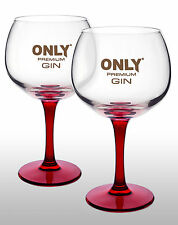 Only Gin Balloon Glass x 2