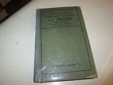 GEOGRAPHIE GENERALE, LE MONDE, MOINS L'EUROPE ET LES COLONIES EUROPEENNES.1928