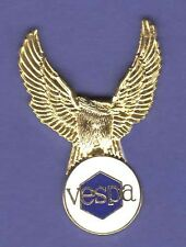 VESPA EAGLE HAT PIN LAPEL PIN TIE TAC ENAMEL BADGE #2240