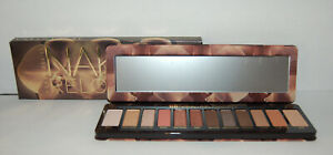 Urban Decay Naked Reloaded 12 Eyeshadow Palette with Brush, New in Box