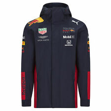 Sale! 2020 Red Bull Racing F1 Team Mens Rain Jacket Official Merchandise