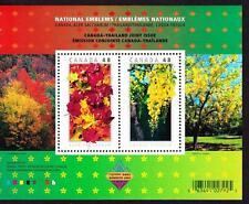 Canada MNH 2003 souvenir sheet sc# 2001b National Emblems