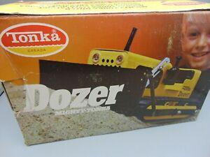 TONKA DOZER MIGHTY TONKA (Boxed)