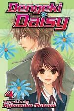 NEW Dengeki Daisy, Vol. 4 by Kyousuke Motomi