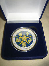 U.S. CENTRAL SECURITY SERVICE (CSS) Challenge Coin w/ Presentation Box