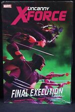 Uncanny X-Force: Final Execution; (2012, Hardcover) Sealed