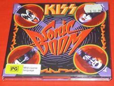 Kiss: Sonic Boom Collectors Edition 2CD+DVD