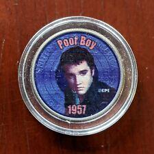 United States - Elvis Presley Music, Poor Boy 1957 - Commemorative Quarter Coin
