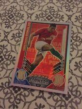 match attax euro 2012 hundred club  card Cristiano Ronaldo portugal 101