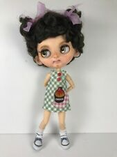 Blythe doll handmade lil summer dress outfit clothes