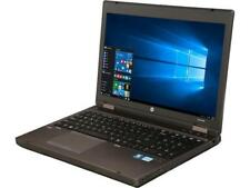 "HP 6570B 15.6"" B Grade Laptop Intel Core i5 3rd Gen 3230M (2.60 GHz) 320 GB HDD"