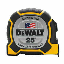 DEWALT DWHT36225S 25ft XP Measuring Tape