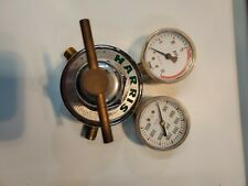 Harris 25 100 Dual Gauge Compressed Gas Regulator 650l