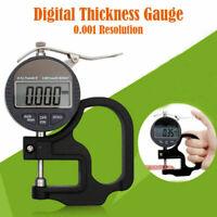 """0.001/0.00005"""" mm Digitale LCD Dicken Messgerät 12.7mm Dickenmeßgerät Mikrometer"""
