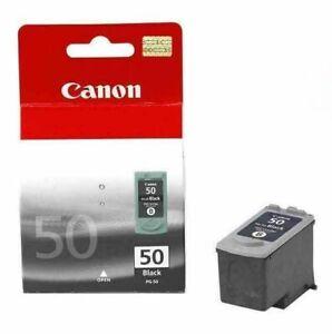 Canon PG50  PG-50  Black Colour inkjet cartridge