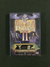 Evil Dead Ii Dvd - Brand New!
