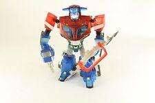 Animada Transformers Optimus Prime wingblade no Ala Pack o hacha