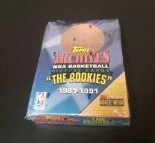 1992-93 Topps Archives Basketball The Rookies Box Factory Sealed Michael Jordan