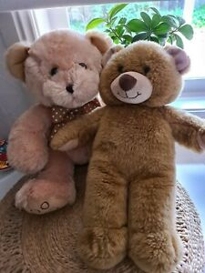 Teddy Bears - Brown and Cuddly