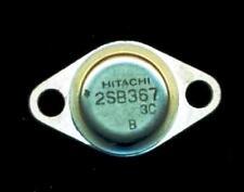 4 Pcs 2SB367 Ge Med Power Transistor Hitachi PNP NOS Car Radio TO-66 Germanium