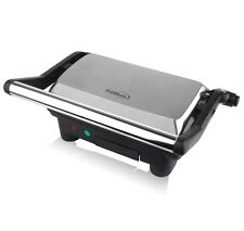 NEW Premium Panini Maker,Stainless Steel Cooking Grill,#PPN20,Kitchen,Food,1000W