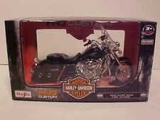 Harley Davidson 2013 FLHRC ROAD KING CLASSIC Motorcycle Diecast 1:12 Maisto 5in