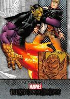 SUPER SKRULL / Marvel Beginnings Series 1 BASE Trading Card #04