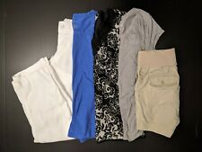 Lot of 5 Maternity Clothes size XS - Old Navy, Liz Lange