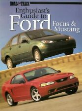 ROAD & TRACK 1999 FORD FOCUS & MUSTANG