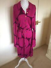 Boden Collar Long Sleeve Dresses Midi