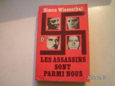 ** Simon Wiesenthal : Les assassins sont parmi nous