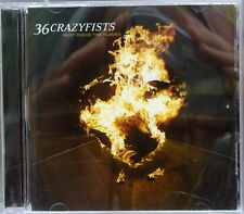 36 Crazyfists - Rest Inside the Flames (CD 2006)