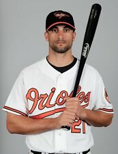 NICE NICK MARKAKIS ORIOLES YOUNG RIGHT FIELD STAR photo 8 x10 ! !