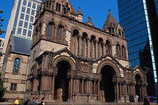 526071 Majestic Trinity Church A4 Photo Print