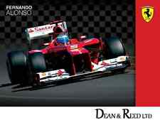 Ferrari (Alonso) - Maxi Poster - 61cm x 91.5cm (0319)