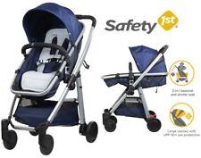 SAFETY 1ST Verso Nest 2 in 1 Bassinet to Stroller 4 Wheel Baby Kid Child Pram AU
