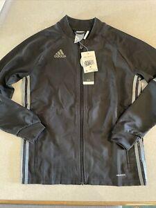 adidas Condivo 16 training jacket Youth Medium black/grey