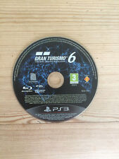 Gran Turismo 6 for PS3 *Disc Only*