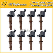 OEM Quality Ignition Coil 8PCS for Expedition Explorer F-150 Mustang Navigator