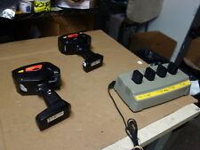 Avery-Dennison Monarch Pathfinder 6140 Handheld Portable Printer Scanner